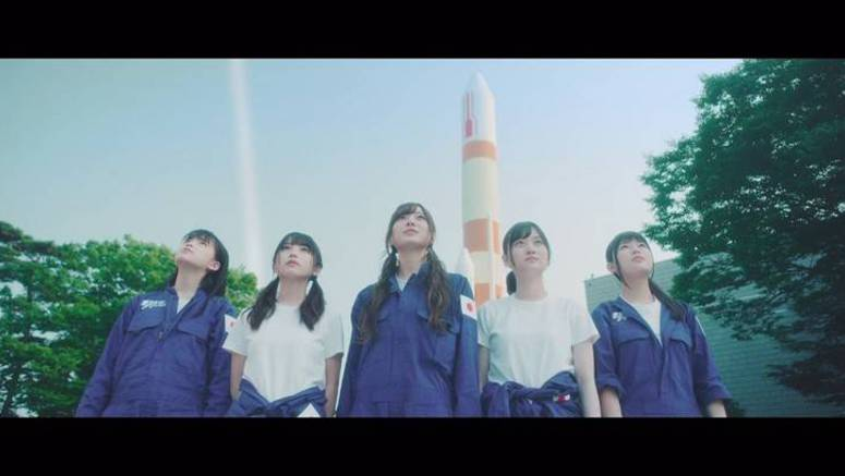 Check out the PVs for Nogizaka46's songs 'Sora Tobira' and 'Sankaku no Akichi'