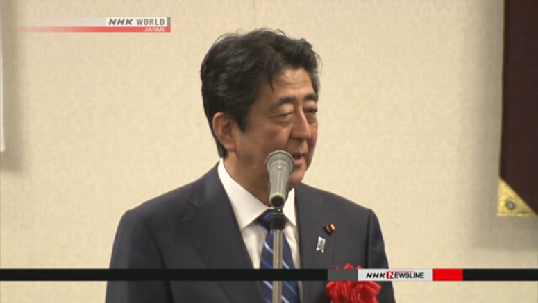 Abe may seek re-election as LDP leader