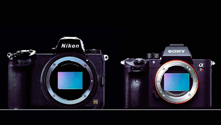 New Nikon Mirrorless Camera Leak Offers A Size Comparison