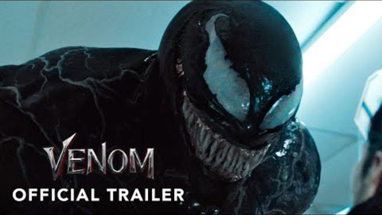 New Trailer For Sony's 'Venom' Movie Released