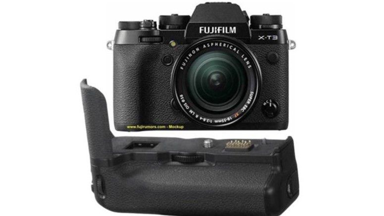 Fujifilm X-T3 Rumored To Begin Shipping Late September