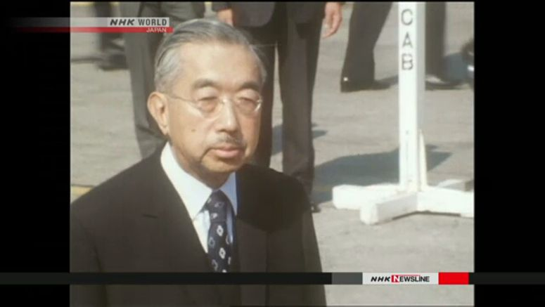 Diary: Emperor Showa anguish on war responsibility