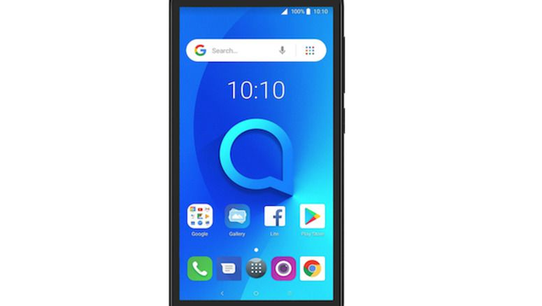 Alcatel 1 Android Go Phone Now Available From Amazon