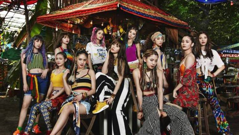 E-girls to digitally release 'Perfect World' theme song