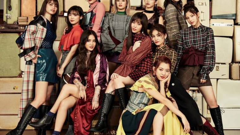 E-girls' PV for 'Perfect World' revealed