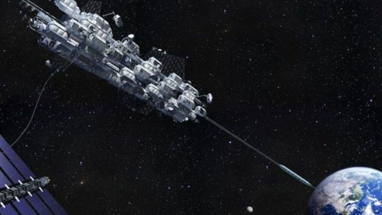 Japan To Test Space Elevator This Month