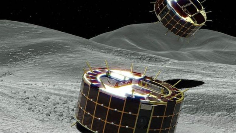Japan Lands Robots On Asteroid 180 Million Miles Away