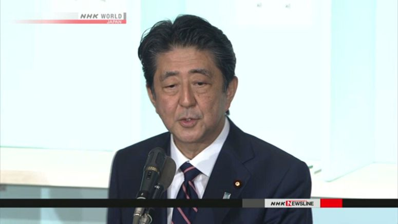 Abe to reshuffle Cabinet after visiting US