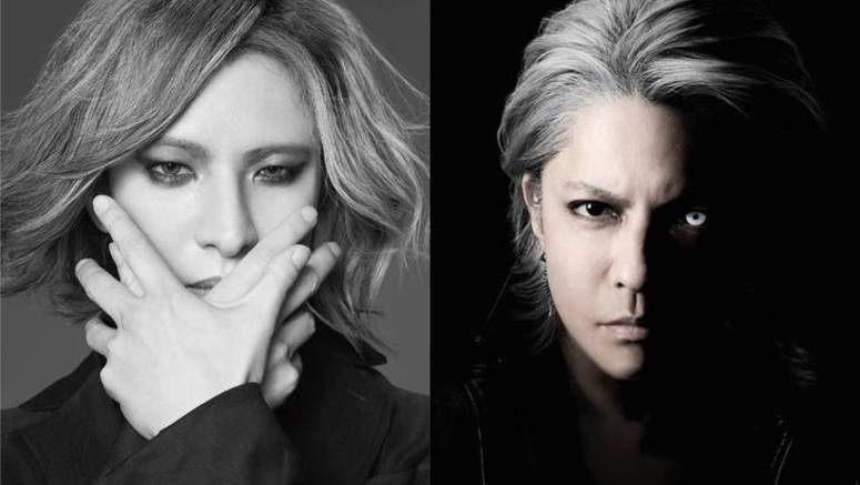 YOSHIKI & HYDE's song 'Red Swan' to be released on October 3