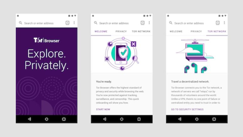 Tor Project Releases Mobile Browser For Android