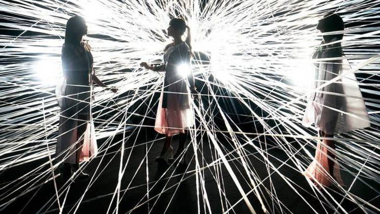 Perfume's PV for 'Future Pop' unveiled