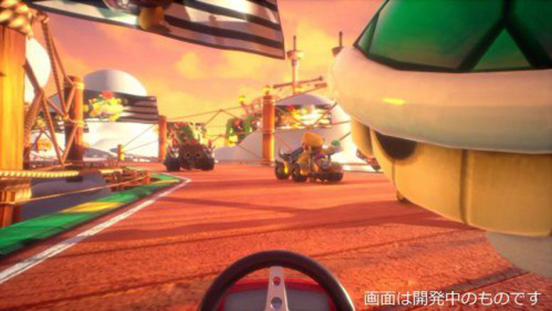 Mario Kart VR Is Headed To The U.S.