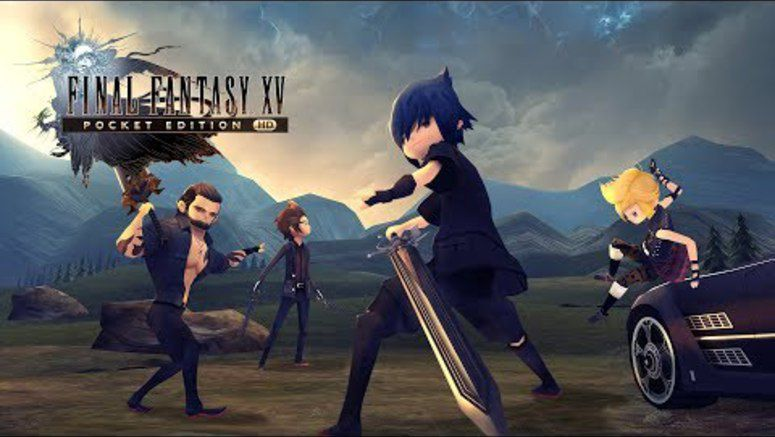 Final Fantasy XV Pocket Edition HD Coming To Nintendo Switch