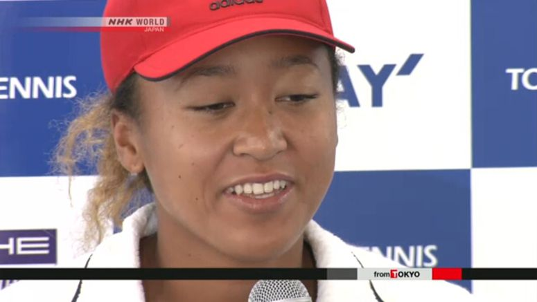 Osaka to play in tournament in Tokyo