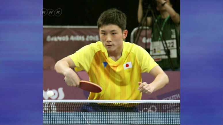 Table tennis star meets young fans in Argentina