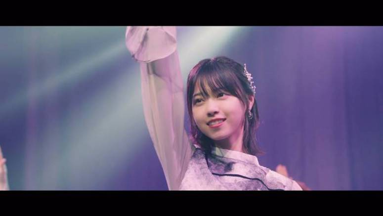 The PV for Nogizaka46's song 'Kaerimichi wa Toomawari