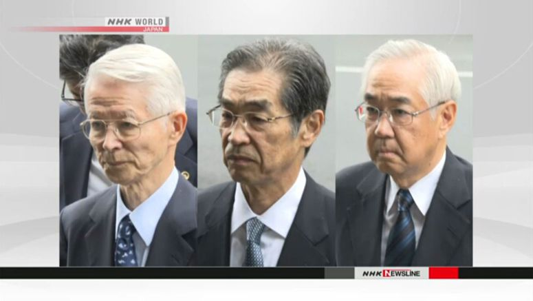Court to question ex-TEPCO executives