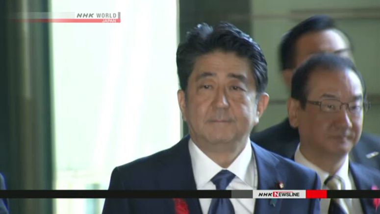 Abe to give 11 Cabinet posts to newcomers