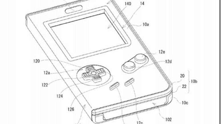 Nintendo Patents Smartphone Case That Transforms It Into A Game Boy