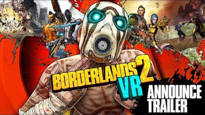 Borderlands 2 VR Announced For PlayStation VR This December