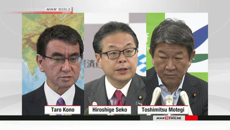 Abe to retain at least 4 more Cabinet Ministers
