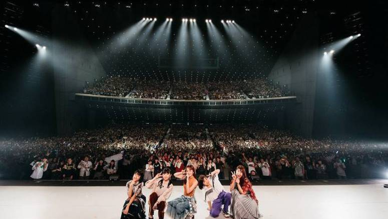 Little Glee Monster announce 2-day live at Nippon Budokan + 4th album