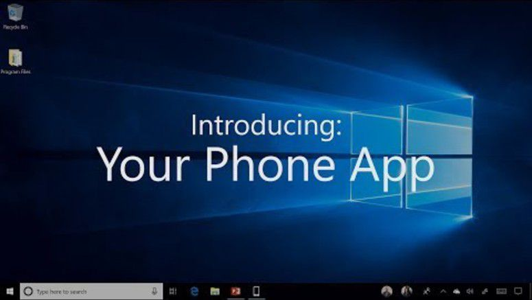 Windows 10 Lets Users Mirror Their Android Phones On Their Computer