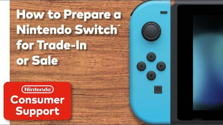 Nintendo's Trade-In Video Fuels Speculation Of New Switch Console