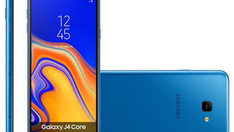Galaxy J4 Core May Be Samsung's Second Android Go Smartphone