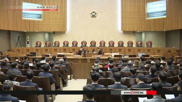 Japan draws up English text on S.Korean ruling