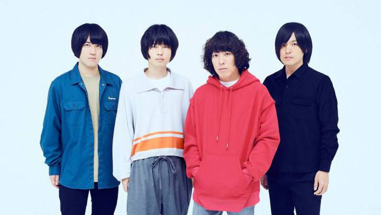 KANA-BOON to release a mini album titled 'Nerine'
