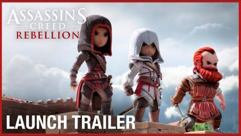 Assassin's Creed Rebellion Now Live For iOS & Android