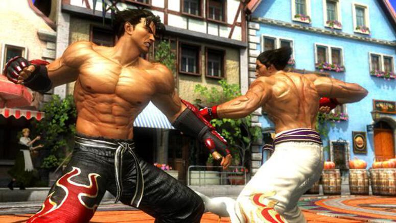 Tekken X Street Fighter Is 30% Done, Still 'Pending'