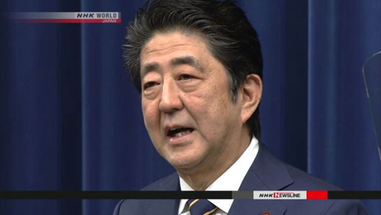 Abe vows to prepare for foreign workers