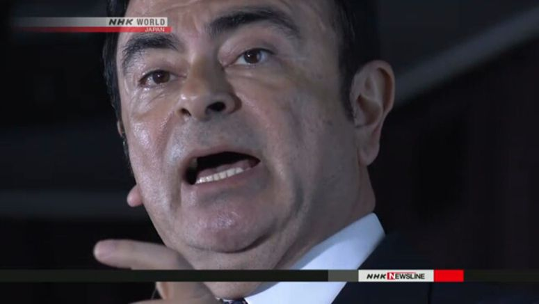 Safes found at Ghosn's apartment in Rio