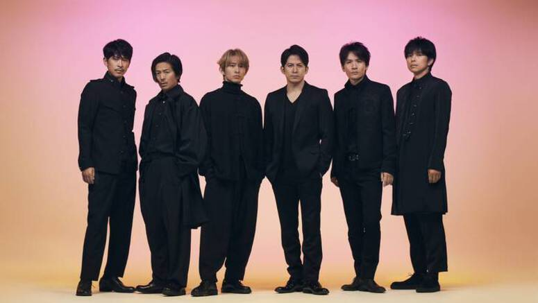 Check out the short PV for V6's new song 'Right Now'