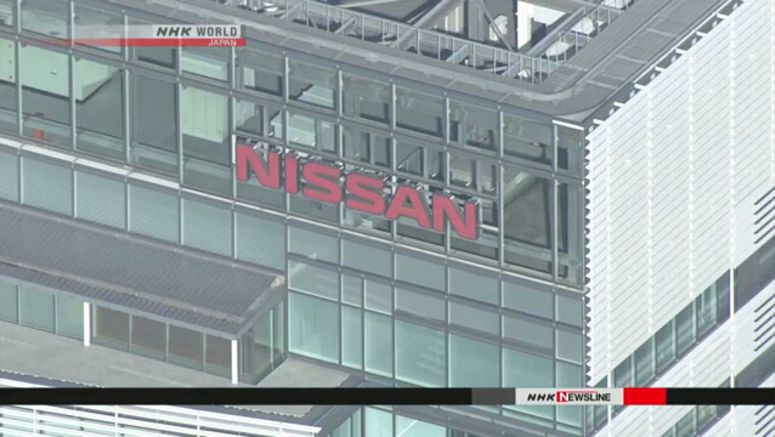Nissan apologizes for its own indictment