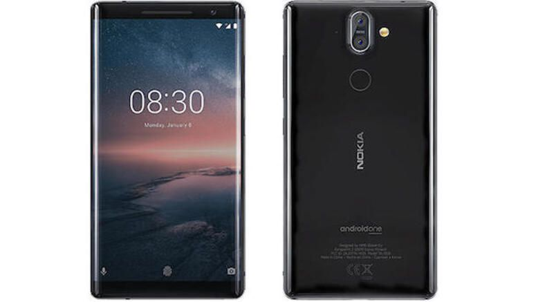 Nokia 8 Sirocco Android Pie Update Released