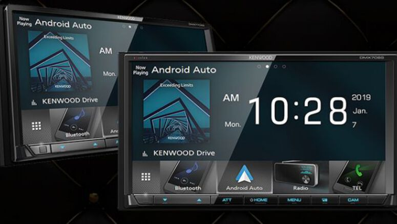 Kenwood Unveils Three New CarPlay & Android Auto Head Units