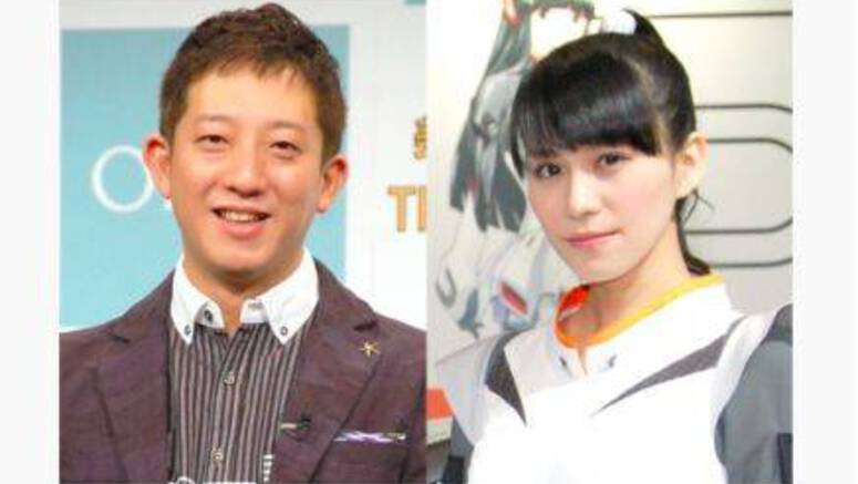 Comedian Takahashi Shigeo & Perfume's A~chan reported to have broken up