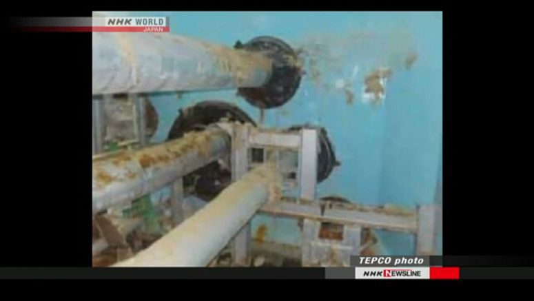 TEPCO failed to spot leak of contaminated water