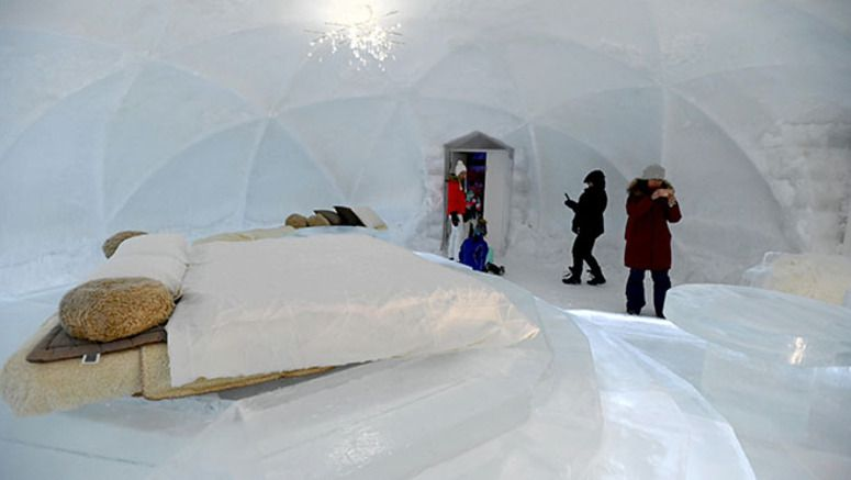 'Coolest' hotel in Japan right now opens in frigid Hokkaido