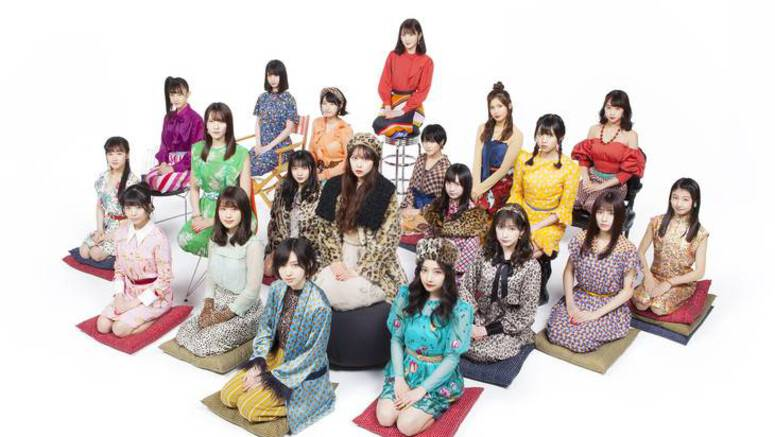 NMB48 go back to their roots in PV for 'Tokonoma Seiza Musume'