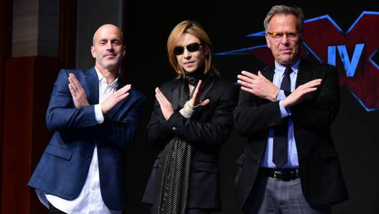 YOSHIKI to make cameo appearance in 'xXx 4'