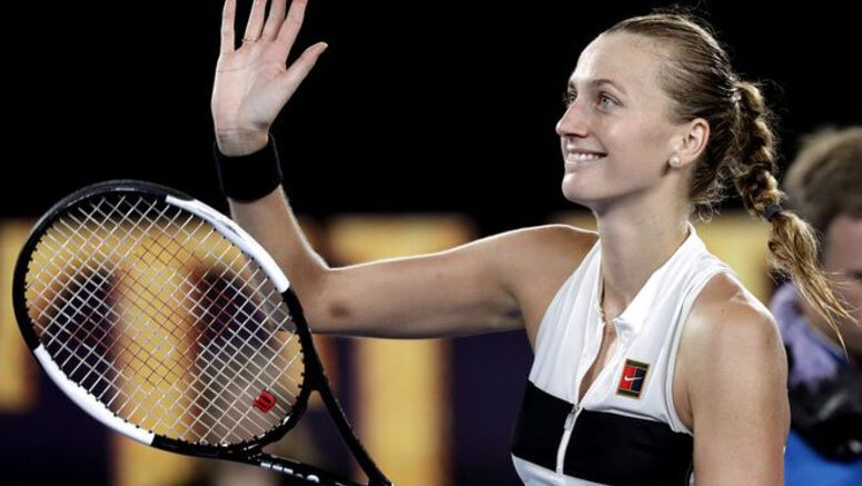 TENNIS/ Kvitova-Osaka: Australian final from different perspectives