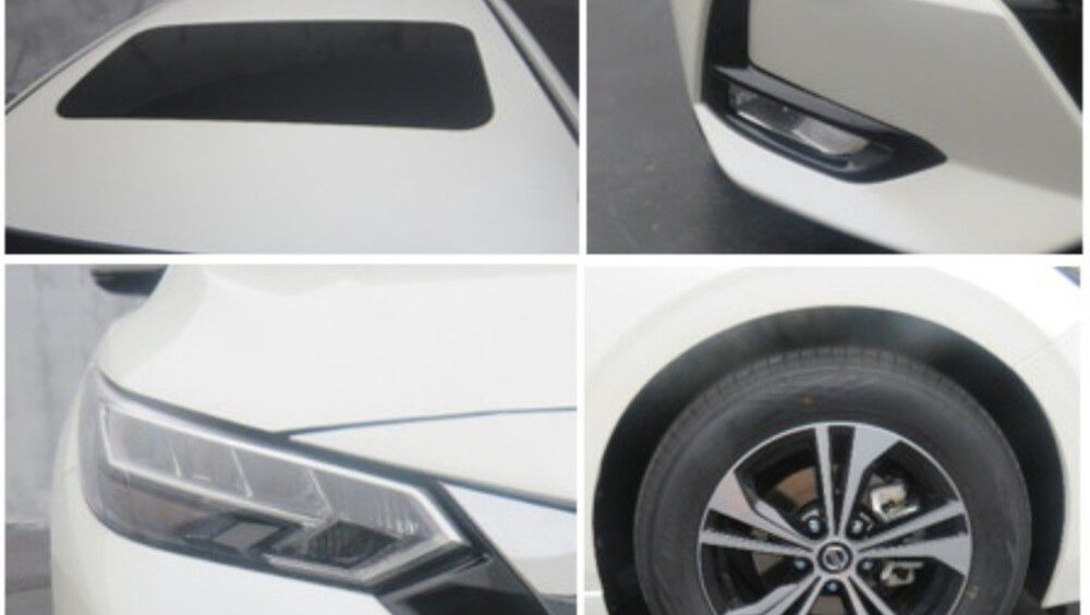 2020 Nissan Sentra This Is Likely It As China S New Sylphy Previews