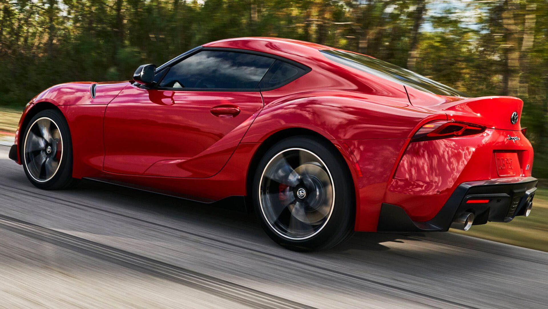 2020 Toyota Gr Supra Here Are All The Details Photos And