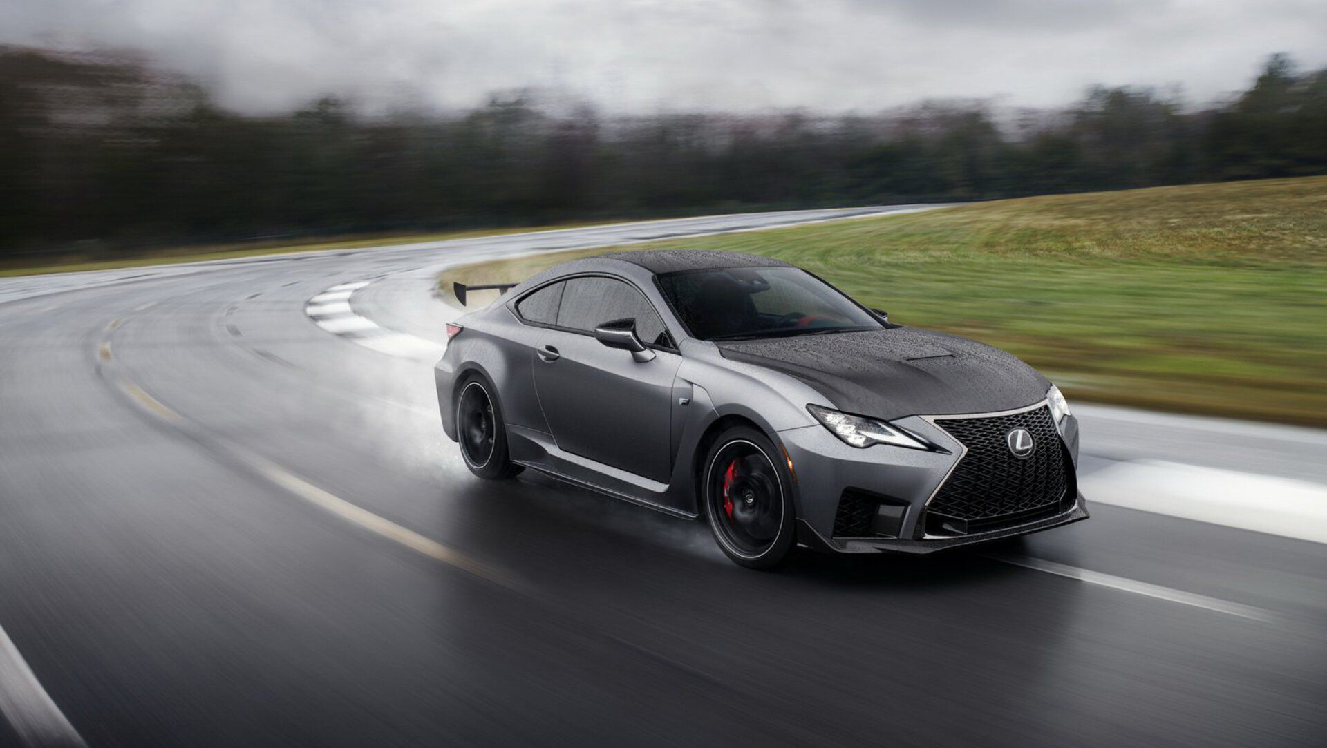 Lexus RC F Track Edition Could Be The Blueprint For Other