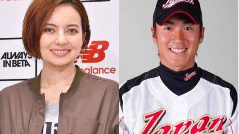 Becky announces marriage to baseball coach Kataoka Yasuyuki