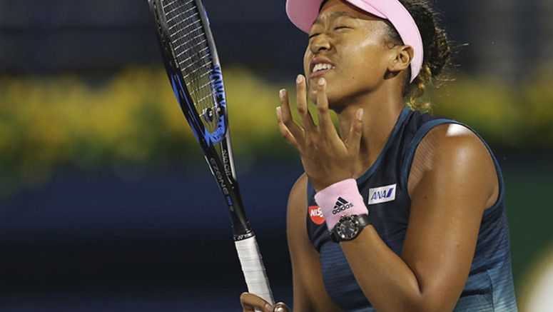 TENNIS/ Shy Naomi Osaka must adjust to limelight, says Kvitova
